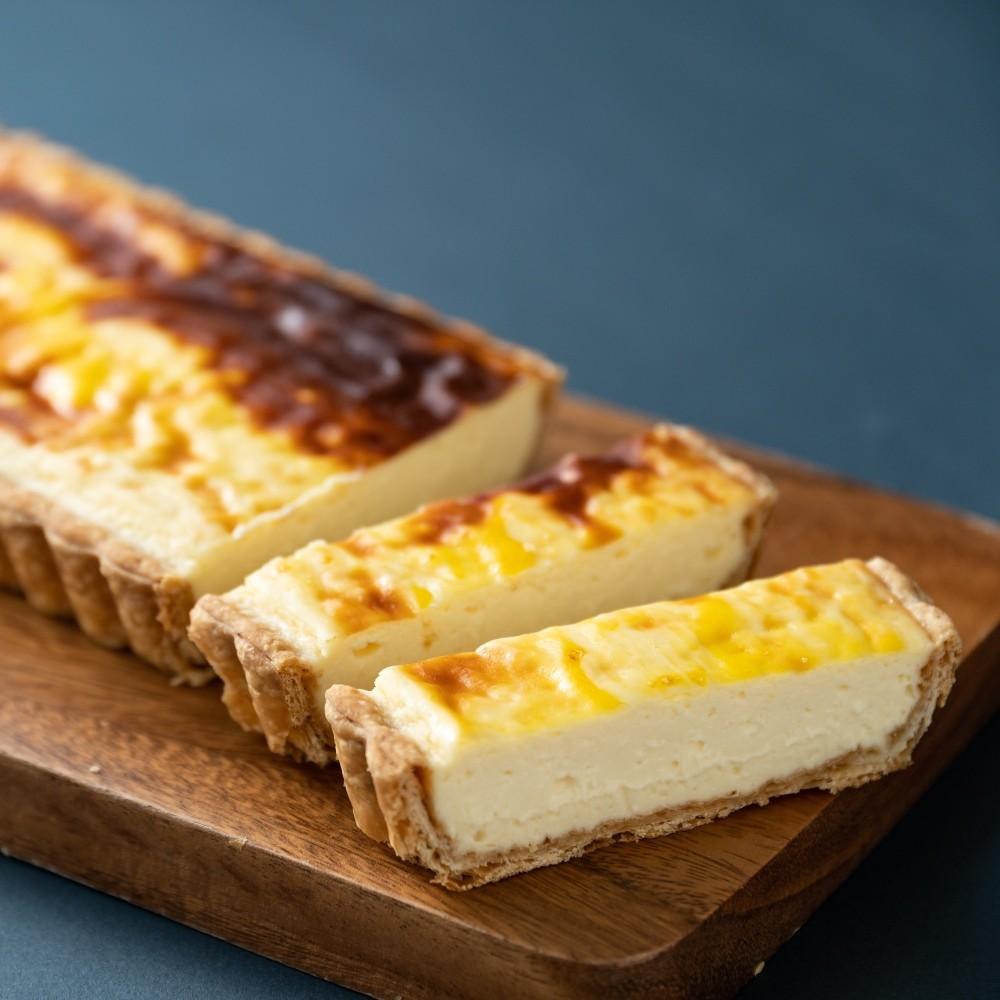 売り切れ必至の絶品チーズケーキ