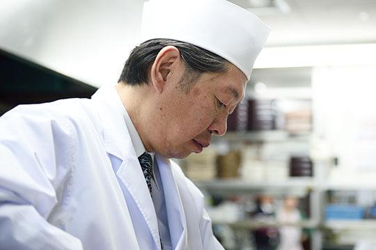土佐料理 司 総料理長 伊藤範昭