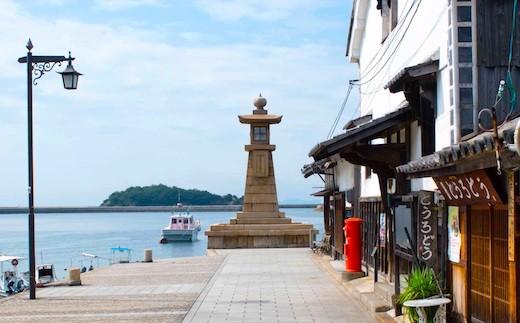 日本遺産・鞆の浦 江戸時代の面影を残す「潮待ちの港」