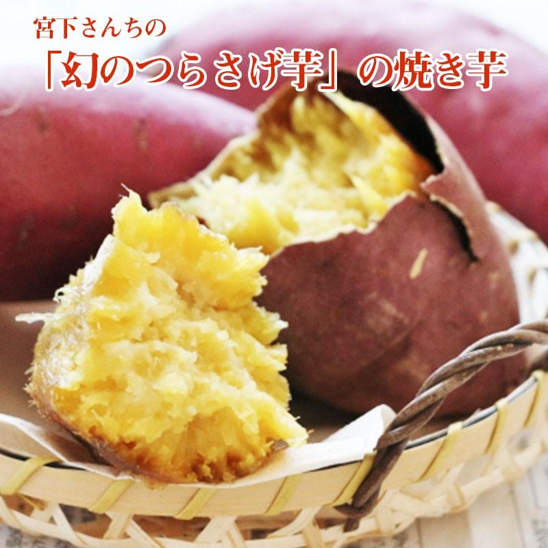 【特別厳選】宮下さんちの【幻のつらさげ芋】の焼き芋 10kg