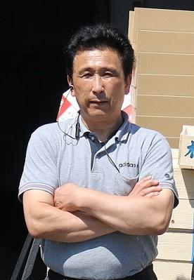 生産者  丸富水産(株)代表取締役 高橋 求幸 さん