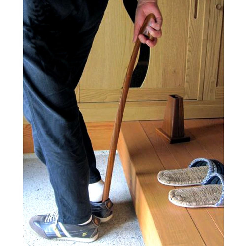 靴べらスタンド使用方法