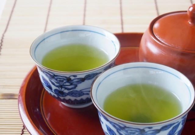 美味しい緑茶を飲んでリフレッシュしましょう