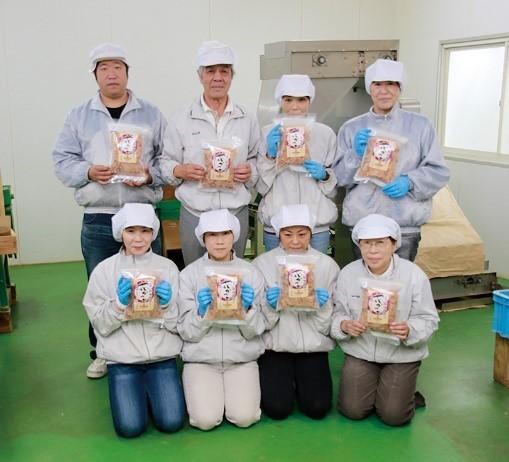 永井鰹節店の皆さん
