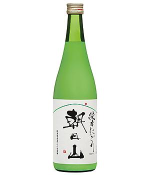 朝日山 純米にごり酒 720ml