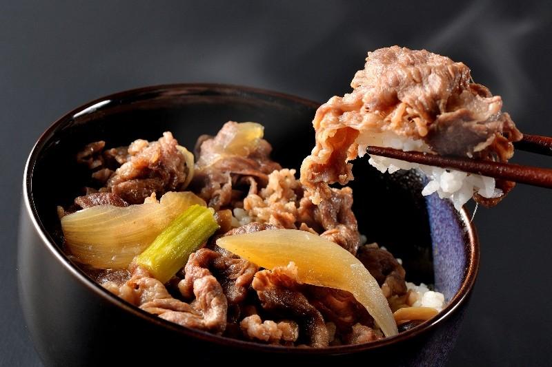 おおいた黒毛和牛「豊後牛」の牛丼は贅沢過ぎる!!