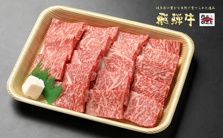 飛騨牛「ロース」焼肉用【500g】