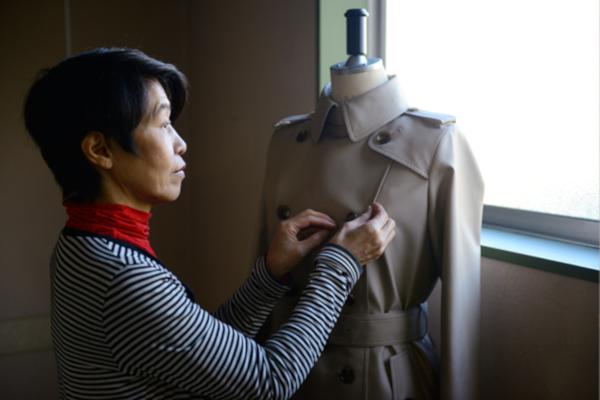 デザイン・パターン / 米沢市大町 アトリエ ユミ 代表 奥山 優美さん