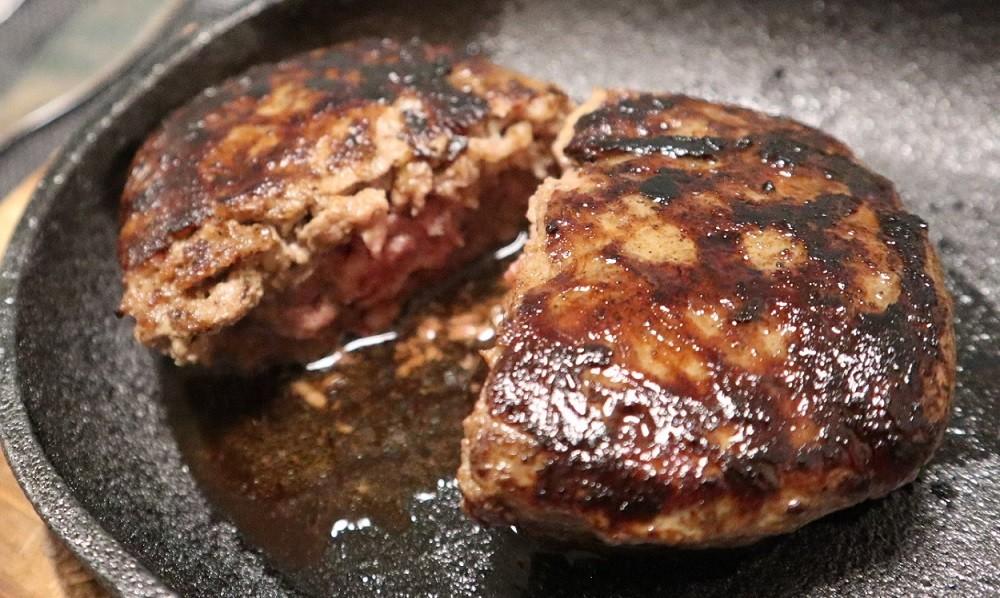 熟成肉『極』網脂ハンバーグ10個セット