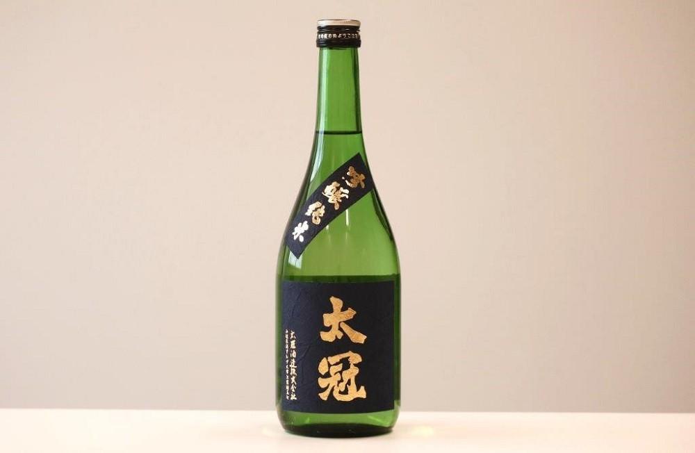 ② 吟醸純米 太冠