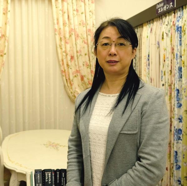 株式会社シルキーリビング 代表取締役社長 遠藤 優子