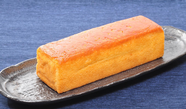 口当たりの良い食感と、濃厚な味わい。洋風なテイストに和の風味!