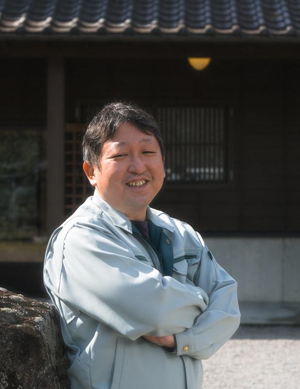 須木酒造の児玉昇さん