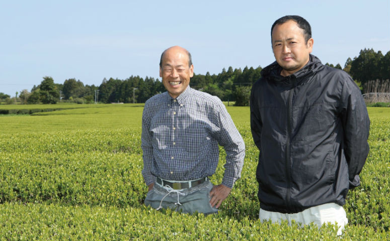 事業者紹介『お茶の松山園』