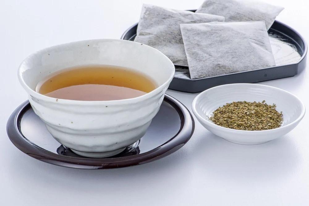 柿の葉茶(写真はイメージです)。