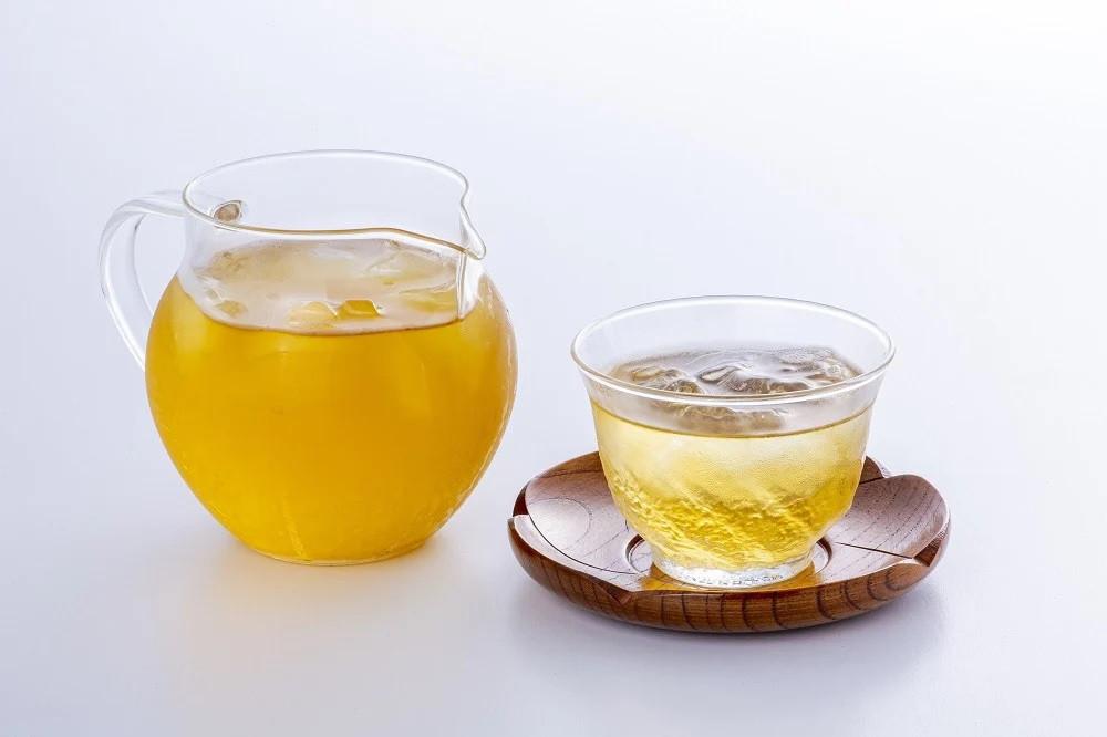 明日楽茶です(写真はイメージです)。