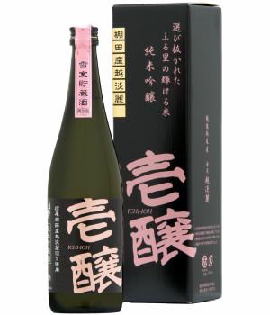 壱醸 純米吟醸 無濾過原酒 720ml