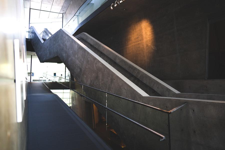 撮影地:坂の上の雲ミュージアム