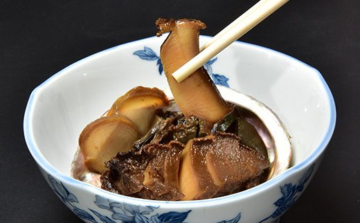 ~極味のひもの 魚水直伝~あわび姿煮の炊き込みご飯の作り方