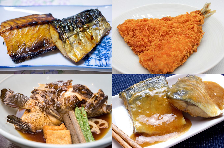 焼き、煮魚、フライなど、お好みの調理方法でお召し上がりください