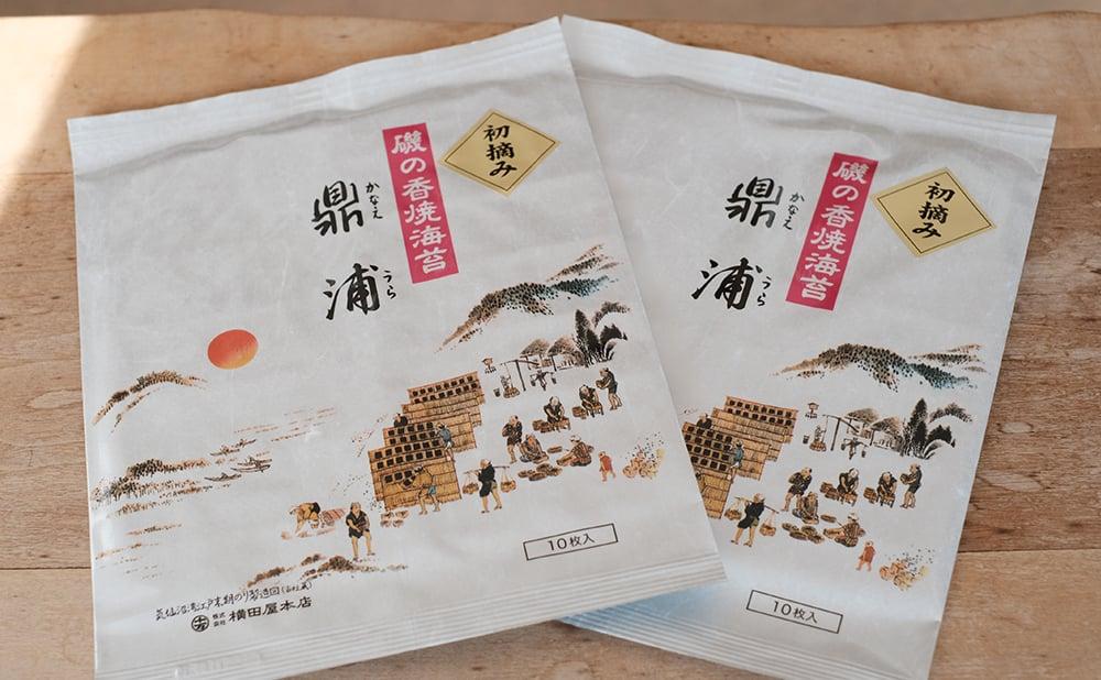 人気の「鼎浦」(かなえうら)ブランド商品
