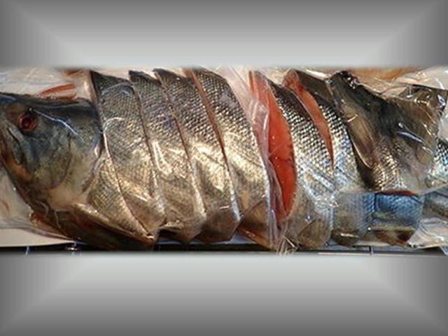 11月 新物北海道産新巻鮭 1尾 約1.8kg