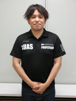 講師 横倉浩二さん