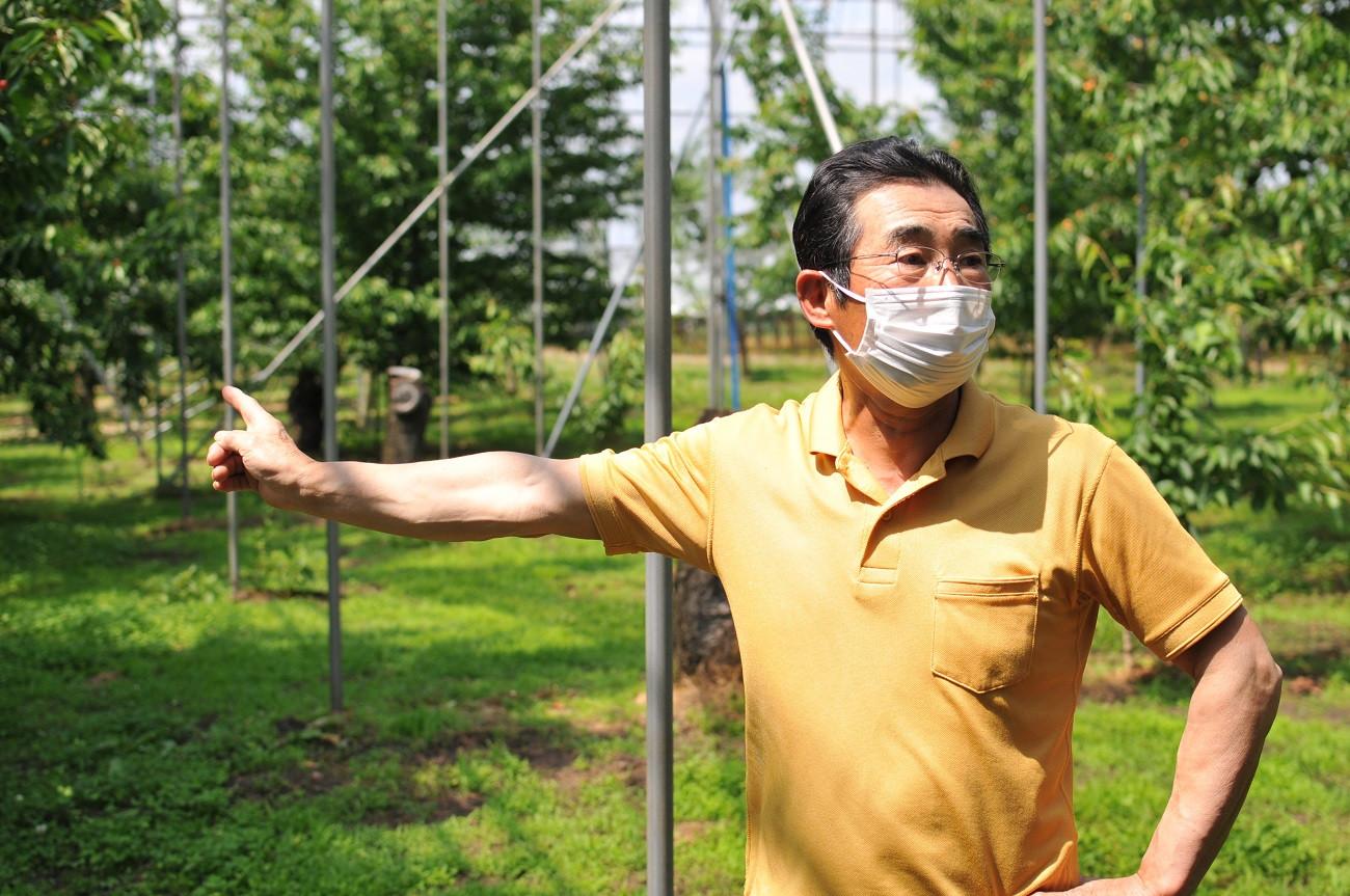 遠藤果樹園への温かいご支援をどうぞよろしくお願いいたします。