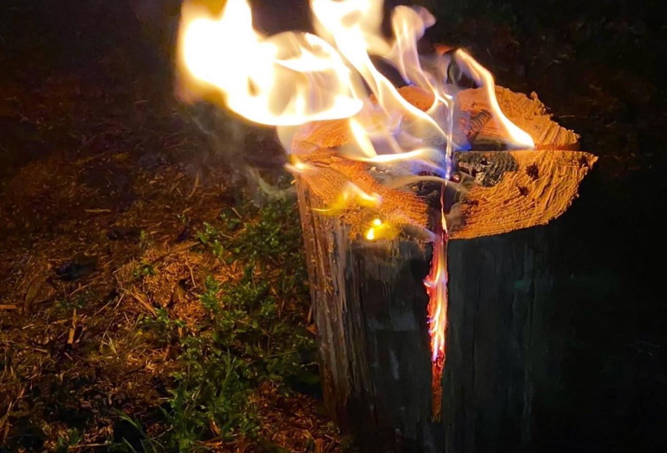 絶やすことなく火を焚き続けましたが、甚大な被害が発生してしまいました