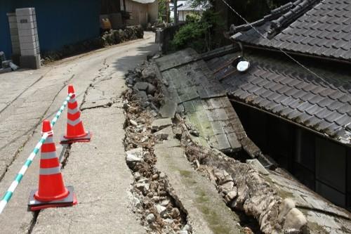 大津町の被害状況②