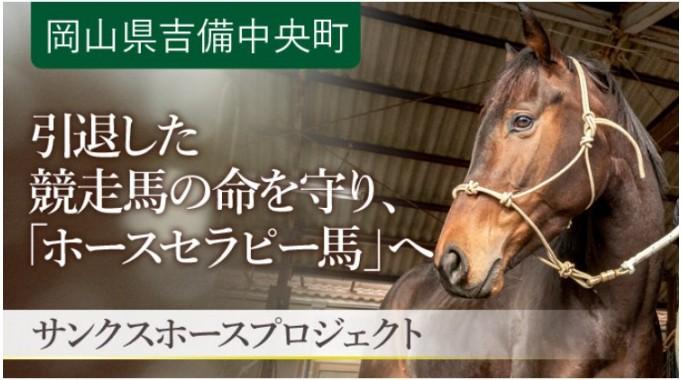 引退競走馬が輝ける社会へ 人間と馬の共生社会を作りたい!