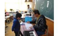 学校支援地域本部事業に活用しました。