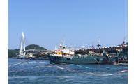 老朽化した漁船の大規模修繕に活用しました。