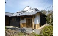 知覧武家屋敷群の伝統的建造物,修景できました!