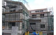 放課後児童クラブ建設工事の状況について