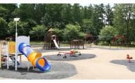 わらすっこの公園遊具を整備させていただきました!