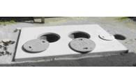 合併処理浄化槽への転換で水質汚濁を防止しています
