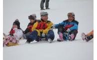 北海道滝上町に越知小5年生が訪問、交流しました!