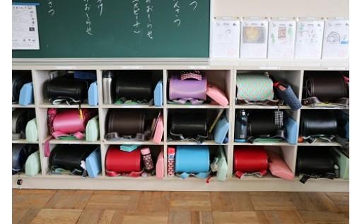 明るくて整理された教室になったよ!