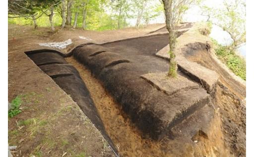 アイヌ民族の遺跡の保存