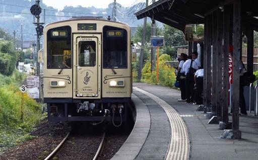 私たちの「くま川鉄道」をいつまでも