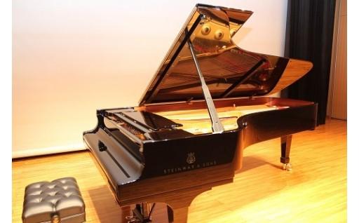 『スタインウェイピアノ』導入♪