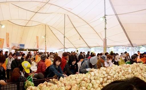 サラたまちゃん祭り開催!