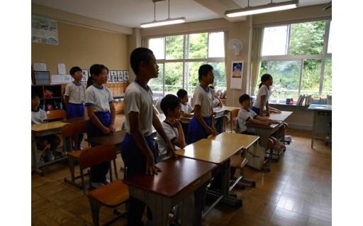 子どもたちが快適に学習できる環境を整備します!