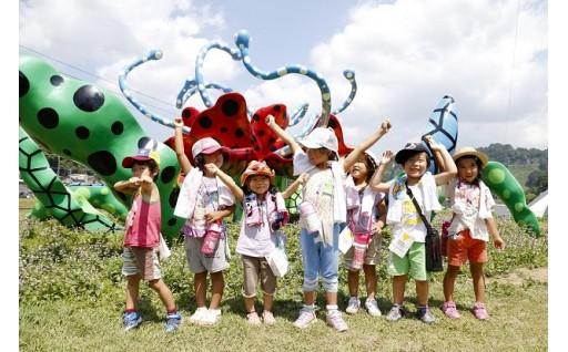 里山の国際芸術祭「大地の芸術祭」に活用しています
