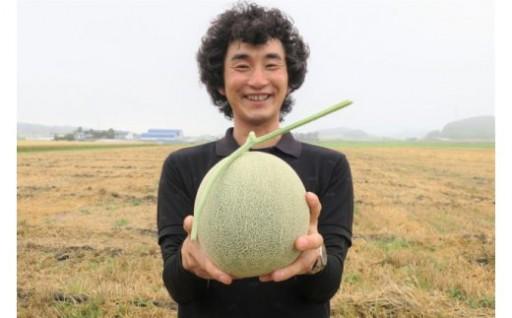 新規就農支援で新たなお礼の品が生まれました