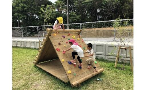 法人保育園遊具整備事業