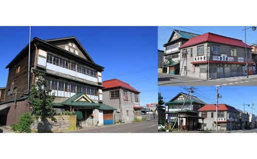 旧富田屋旅館の保存のため、ご協力をお願いします