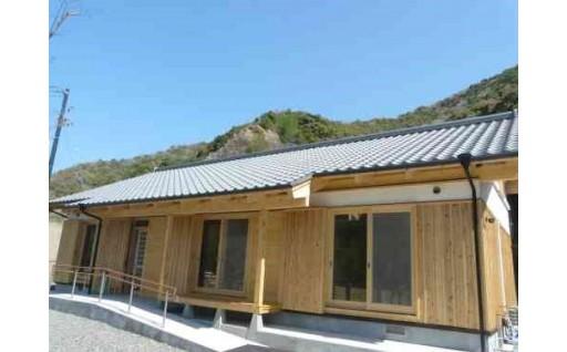 宿泊体験型モデルハウス・四万十ヒノキの家管理運営