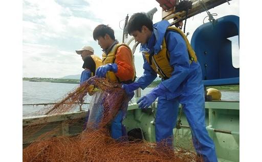 漁業後継者の育成に役立っています